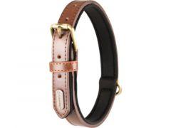 Halsband Lyabo Bruin 38/48Cm 25Mm