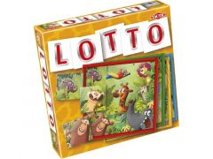 Spel Lotto Jungle