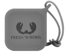 Fresh N Rebel Pebble Fabric Bluetooth Speaker Concrete
