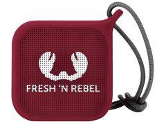 Fresh N Rebel Pebble Fabric Bluetooth Speaker Ruby