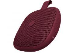 Fresh N Rebel Rockbox Bold Xs Bluetooth Speaker Ruby Red