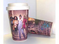 Like Me - Koffie Reisbeker 370Ml Bio Plastic Dubbelwandig