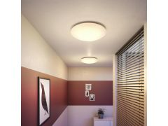 Philips Plafond Suede Lamp Wit 4X2.4W