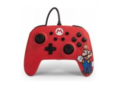 Nintendo Switch Wired Controller Mario V2-Powera