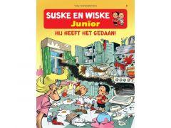 Junior Suske En Wiske 1 - Hij Heeft Het Gedaan