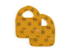 Jollein Slab Waterproof Tiger Mustard (2Pack)