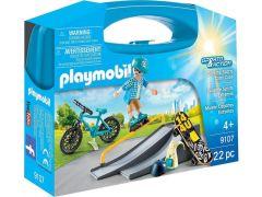 Playmobil 9107 Koffertje Extreme Sports