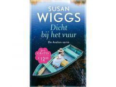 Susan Wiggs - Dicht Bij Het Vuur