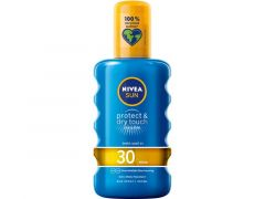 Nivea Sun Protect And Dry Spf30 200Ml