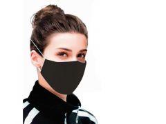 Mondmasker Gecertificeerd Covid19 Use Zwart