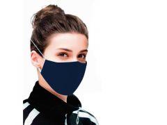Mondmasker Gecertificeerd Covid19 Use Navy Blazer