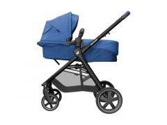 Maxi Cosi Zelia 2 Essential Blue (Black Frame + Black Leather)