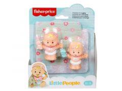 Little People Figures Baby Twins + Accessoires Prijs Per Set