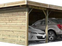 Carport 7X5M Configured