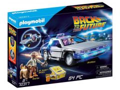 Playmobil 70317 Duopack Marty Mcfly & Dr Emmet Brown