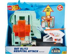 Hot Wheels City Bat Hospital