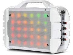 Idance Blaster 208 Bluetooth Speaker + Mic / White