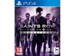 Ps4 Saint Row The Third Remastered