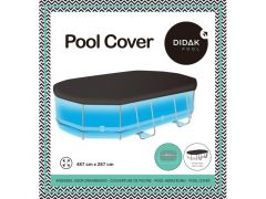 Pool Cover  4,88M  Power Steel Ovaal (56448-56946)