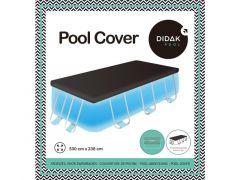 Pool Cover  5,49M Power Steel Rechthoekig (56465-56466-56998)