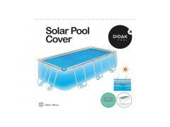 Solar Cover Steel Pro Rechth. Pool: 4.00M X 2.11M X 81Cm (56405 - 56424)