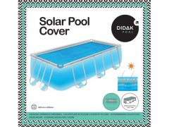 Solar Cover Power Steel Rechthoekig 7,32M (56474-56475)