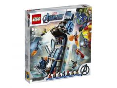 Super Heroes 76166 Avengers Classic Tower Battle