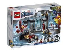 Super Heroes 76167 IRON MAN WAPENKAMER