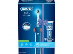 Braun Tandenborstel + Oral B Tandpasta