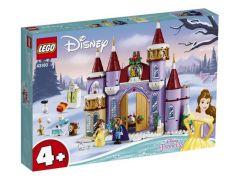 Disney Princess 43180 Belle'S Kasteel Winterfeest