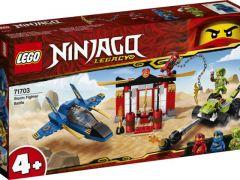 Ninjago 71703 Storm Fighter Gevecht