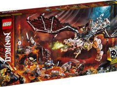 Ninjago 71721 Skull Sorcerer'S Draak