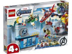 Super Heroes 76152 Avengers Wraak Van Loki