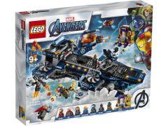 Super Heroes 76153 Avengers Helicarrier