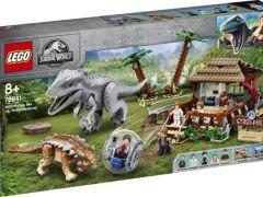 Jurassic World 75941 Indominus Rex Vs. Ankylosaurus