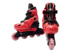 Edge Adjustable Inline Skates 34-37 Skeeler
