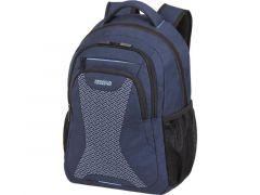 Samsonite At Work Laptop Backpack 15.6 Inch Knit Blue Mel.