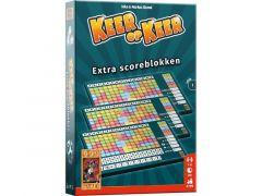 Keer Op Keer Scoreblok 3 Stuks Level 1