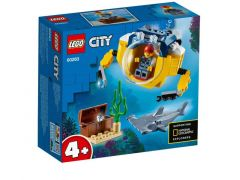 City 60263 Oceaan Mini-Duikboot