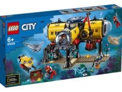City 60265 Oceaan Onderzoeksbasis