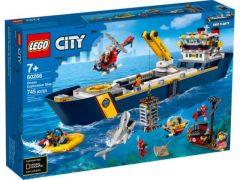 City 60266 Oceaan Onderzoekschip