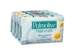 Palmolive Naturals Zeep Kamille & Vitamine E 4X90Gr