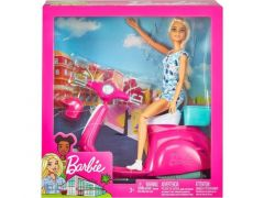 Barbie Doll/Scooter