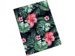 Hawai Leaf Elastomap A4