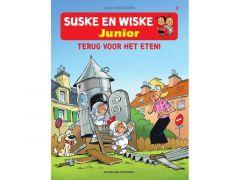 Suske En Wiske 02 - Terug Voor Het Eten