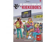 De Kiekeboes 09 - De Wereld Rond Met De Kiekeboes Special