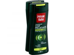 Petrole Hahn Shampooing Anti Pelliculaire Classique Gras 2X250Ml