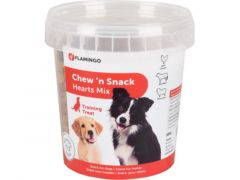 Chew'N Snack Hearts Mix 500G