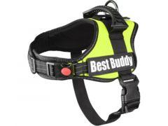Harnas Best Buddy Pluto Neon Groen