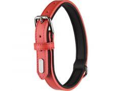 Halsband Binti Rood 52/62Cm 30Mm